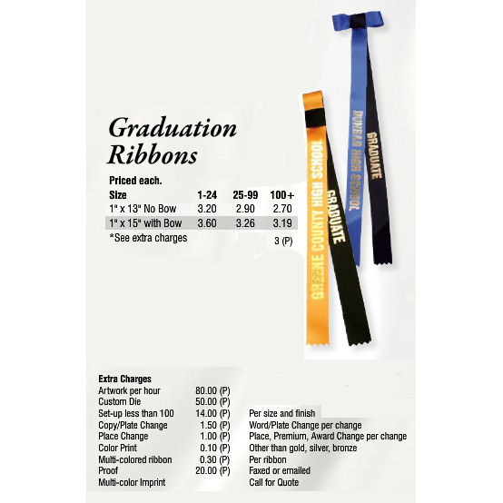 Ribbons Archives - Promotional Items & More